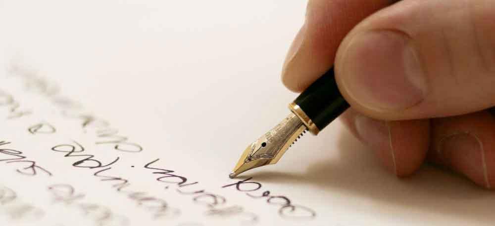 Scrivere è un po' come correre?