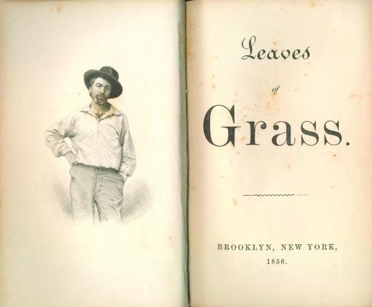 Walt Whitman, Foglie d'Erba